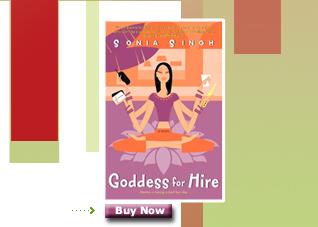 Goddess for Hire - dharma, karma, and reincarnation